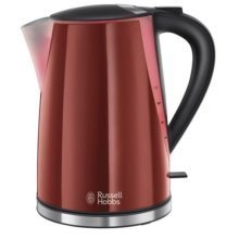 Russell Hobbs Mode Kettle 3000W 1.7L - Red (Model No. 21401)