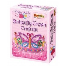 Make Your Own Butterfly Crown | 6 Butterfly Crown Craft Kits