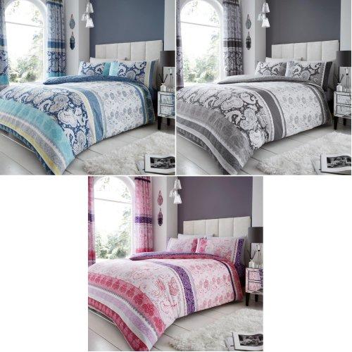 Kira Paisley Duvet Cover Bedding Set