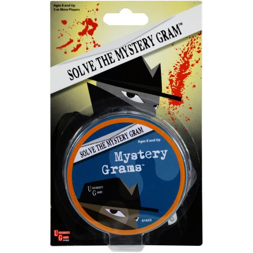 Mystery Grams Game-