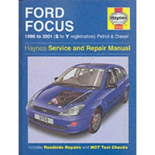 Ford Focus Service and Repair Manual (Service & repair manuals)