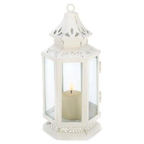 Zingz & Thingz 57070768 Small Victorian Candle Lantern