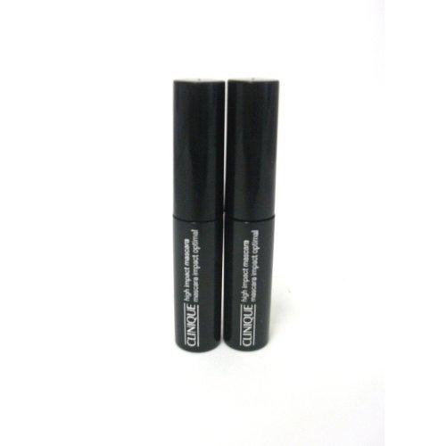 fe0d20d0017 Clinique High Impact Mascara Black Travel size 2 x 3.5mls on OnBuy