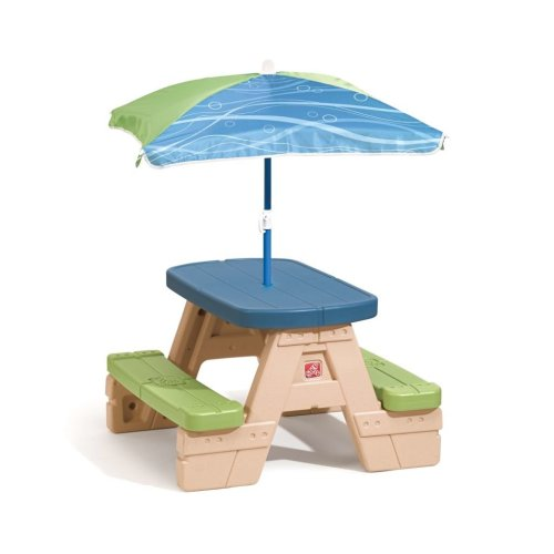 Step2 Picnic Table Sit and Play 841800