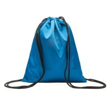 [Blue] Waterproof Backpacks String Bags Sports Drawstring Backpacks for Outdoor