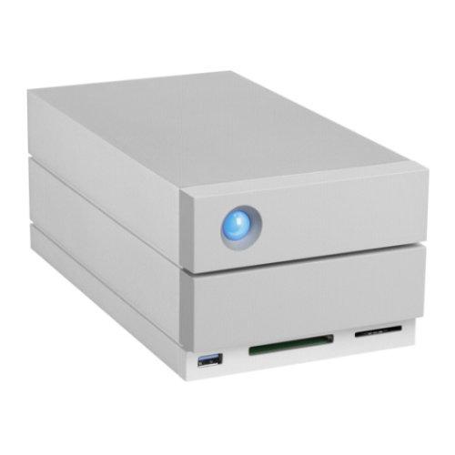 LaCie 2big Dock USB-C       28TB Thunderbolt 3 USB 3.0