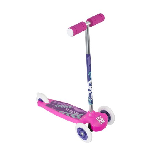 EVO Move n' Groove Scooter - Pink