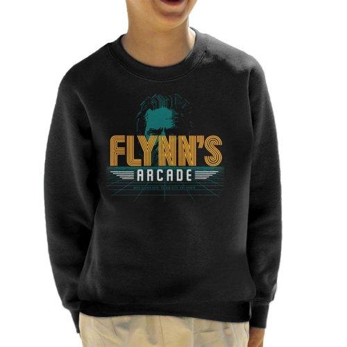 Flynns Arcade Tron Kid's Sweatshirt