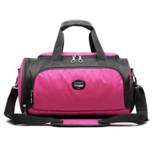 High-graded Sport Bag Yoga Dance Bag Travel Bag with Shoes Compartment, A