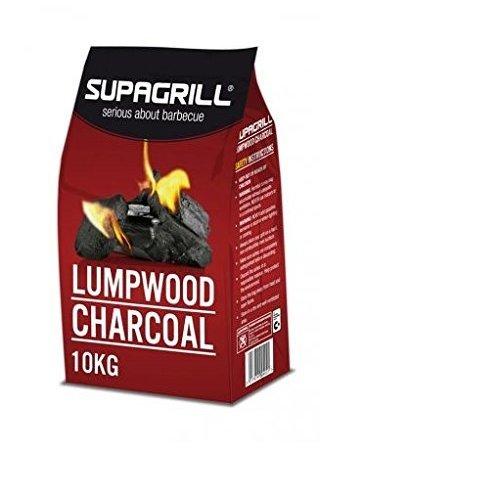 Supagrill Lumpwood Charcoal, 10 kg