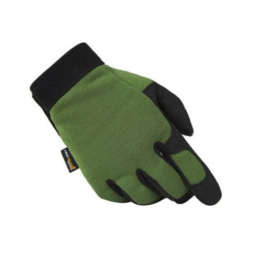 Wear-resistant Antiskid Rock Climbing Hunting Gloves GREEN, L