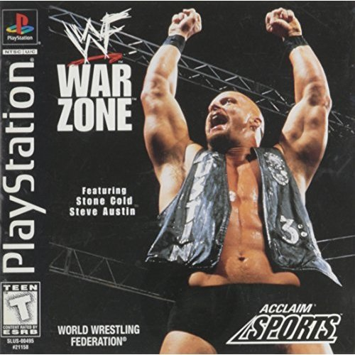 Wwf War Zone / Game