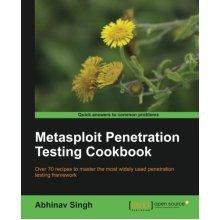 Metasploit Penetration Testing Cookbook