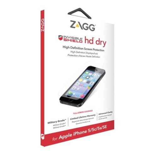 InvisibleShield Glass+ Clear screen protector iPhone 7/6s/6 1 pc(s)