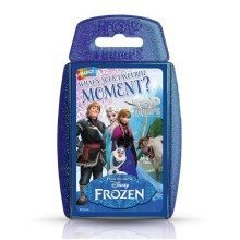 Frozen Moments Top Trumps Specials