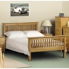 Crenby Bed 4' or 4'6""""