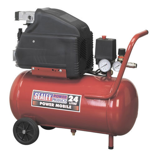 Sealey SA2415 24ltr Direct Drive Compressor 1.5hp