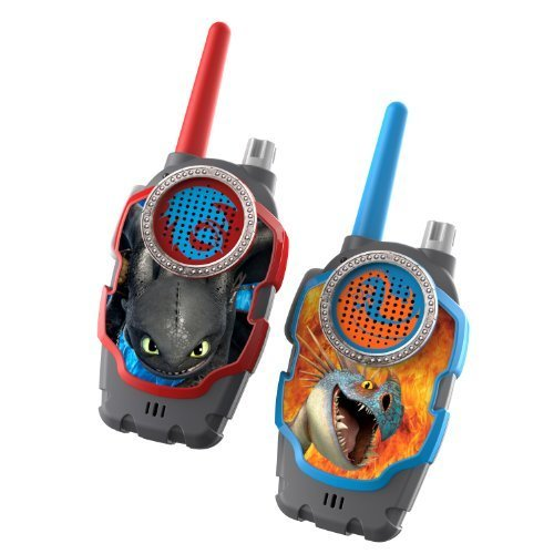 How to Train Your Dragons 2 FRS Walkie Talkies