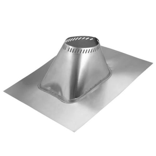 Selkirk Corporation 8T-AF12 8 Inch  Ultra-Temp Roof Flashing  Adjustable - for 6/12 to 12/12 pitch