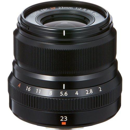 FUJI XF 23MM F2R WR Black