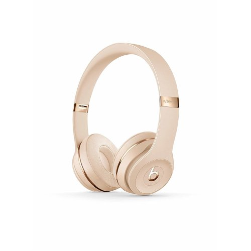 Beats By Dr. Dre Solo 3 Wireless Bluetooth Headphones - Satin Gold