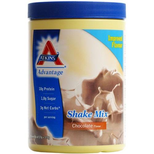 Atkins Advantage Vanilla Flav.shake Mix 10 Servings