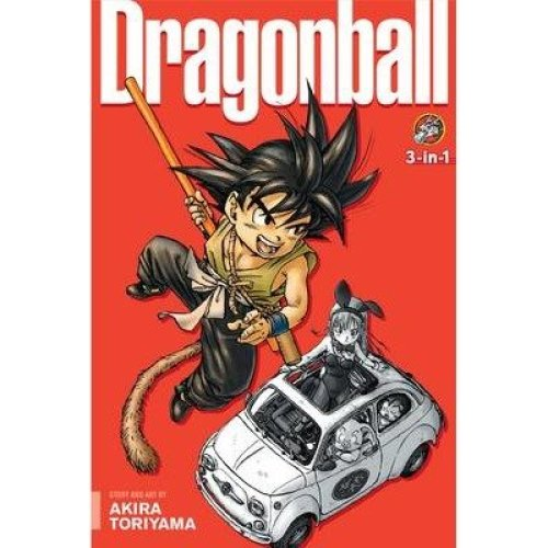 Dragon Ball (3-in-1 Edition), Vol. 1: Vols. 1, 2 & 3