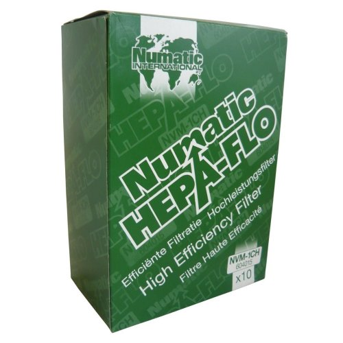 Numatic NVM-1CH Replacement Vacuum Bags   10pc Henry & Hetty Vacuum Bags