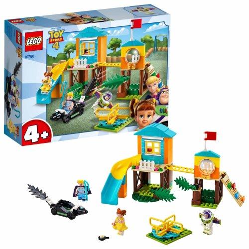 LEGO Buzz and Bo Peep's Playground Adventure Toy Story 4 - 10768