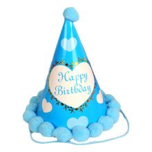 4PCS Birthday Party Hats Fun Set For Kids And Adults