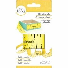 D54-02006 - Ek Success - Sticky Ruler, 18 In.