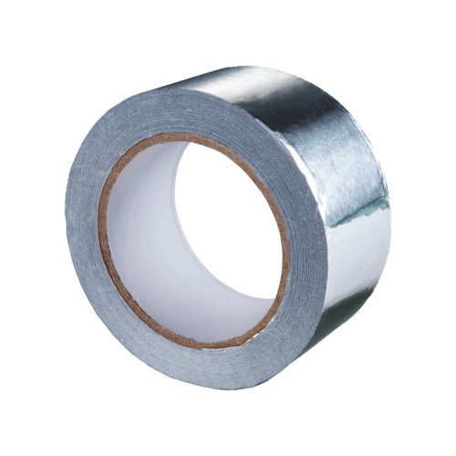 Aluminium Duct tape by Vents - Self Adhesive - For ducting Joints 50mm x 50m