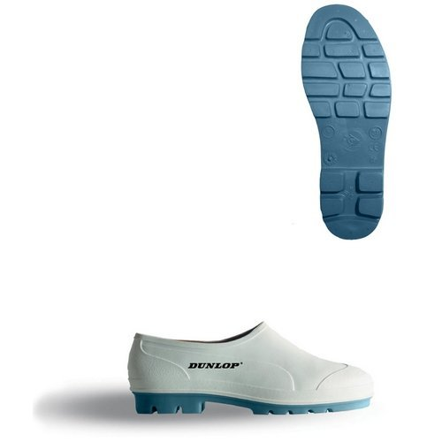 Dunlop WG03 Wellie Shoes White Size 3
