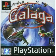 Galaga: Destination Earth (PS)