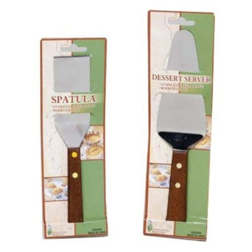DDI 924276 Stainless Steel Dessert Server or Spatula Case of 72