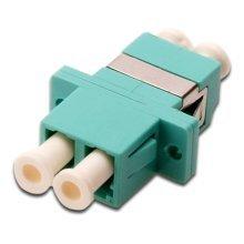 Digitus DN-96009-1 LC 1pc(s) Blue fiber optic adapter