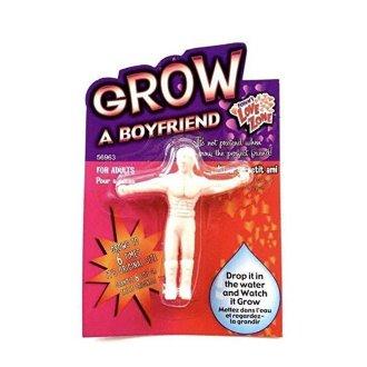 Bristol Novelty Grow A Boyfriend Joke