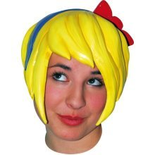 Wig Anime 5 Yellow