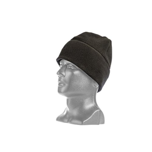 Tac Shield TGTCSH-T28BK Military Fleece Cap in Black