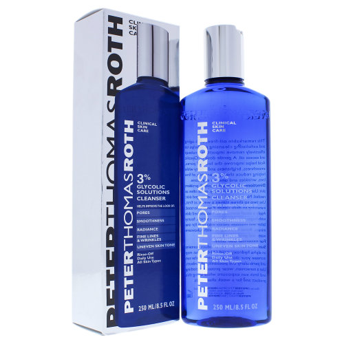Peter Thomas Roth Glycolic 3 Percent Solutions Cleanser - 8.5 oz Cleanser