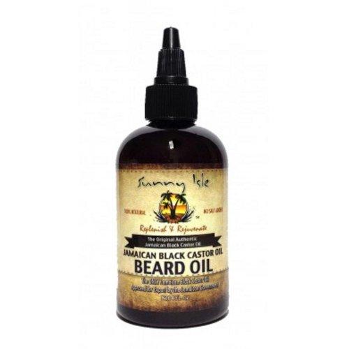 Sunny Isle Beard Oil 4oz