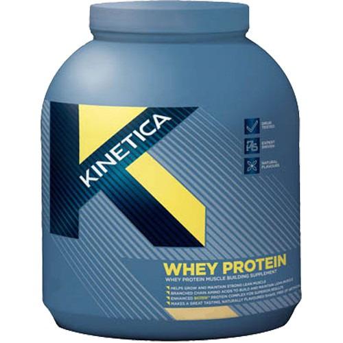 Kinetica Whey Protein 2.27kg Strawberry