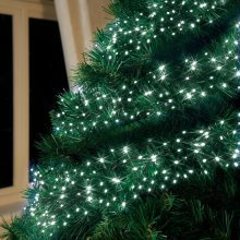 288 Cool White LED Multi-Function Christmas Lights