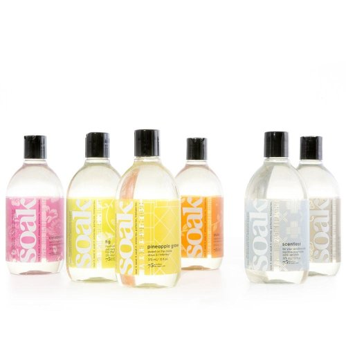 Soak Wash full size 375ml/12oz - Assorted Fragrances