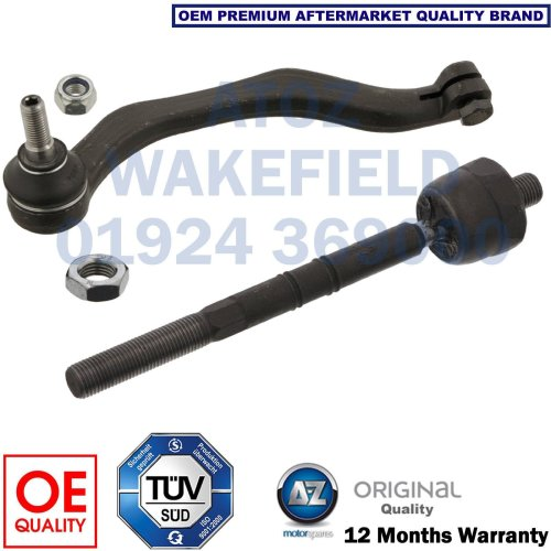 for MINI COOPER CLUBMAN FRONT LEFT STEERING TIE RODS ASSEMBLY INNER + OUTER