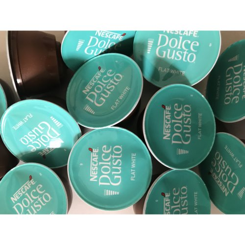 Nescafé Dolce Gusto Flat White 50 Pods Mix (SOLD LOOSE)