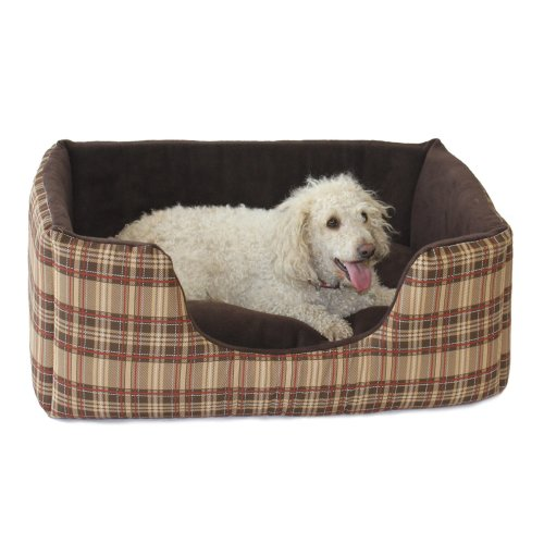 Chequers Comfy Bed Size 5 99x71cm