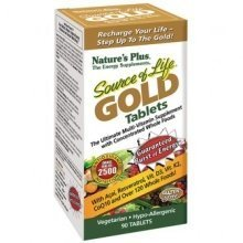 Natures Plus - Source of Life Gold Tablets 90VTabs