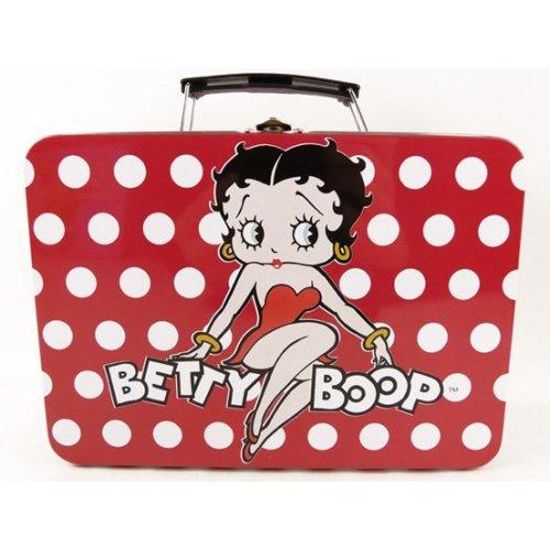 Betty Boop Polka Dot Lunch Box