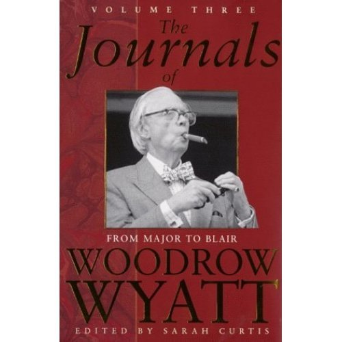 The Journals of Woodrow Wyatt: v.3: Vol 3